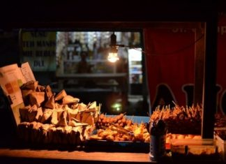Angkringan Wisata Kuliner Yogyakarta Lik Man
