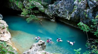 Wisata Gua Pindul, Menyesap Pesona Sungai Bawah Tanah Gunung Kidul