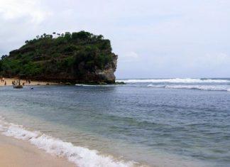 Pantai Indrayanti Wisata Pantai Jogja
