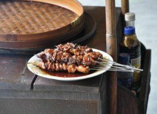 Kuliner Jogja Sate Klathak Pak Pong
