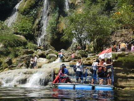 Air Terjun Sri Gethuk, Pesona Dari Gunung Kidul