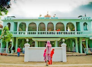 Desa Religi Yogyakarta, Desa Mlangi Jogja
