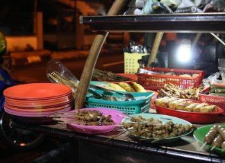 Jajanan Khas Kota Yogyakarta, Angkringan Pak Man
