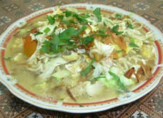 Bakmi Mbah Gito, Cita Rasa Kuliner Khas Jawa