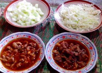 Entok Slenget Kang Tanir, Kuliner Jogja Mblusuk