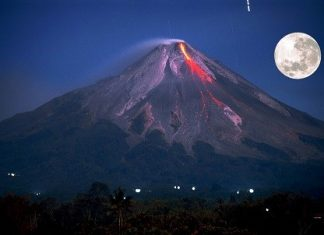Gunung Merapi Dan Pahit Manis Kehidupan