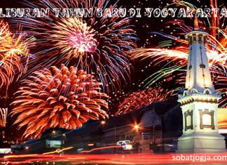 Liburan Tahun Baru Di Jogja, Dengan Napak Tilas Garis Imajiner