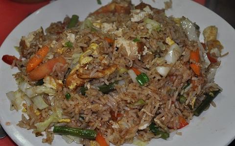 Nasi Goreng Babat Mandiri, Kuliner Malam Jogja