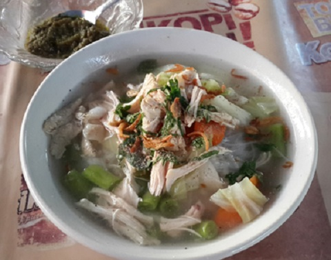 Lontong Sayur Padang di Jogja Yang Khas