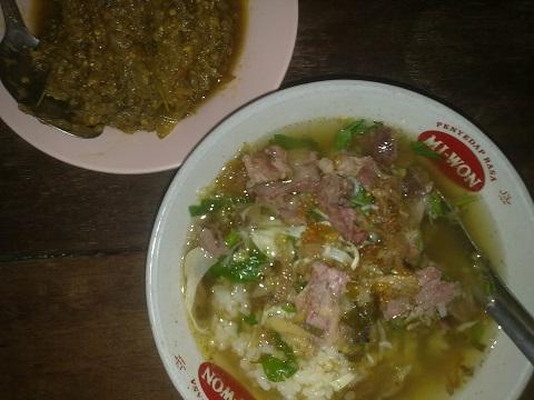 Soto Sapi Pak Ngadiran: Kuliner di Jogja Yang Paling Dicari