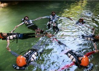 Ini Dia, Alternatif Wisata Adrenalin Di Goa Kalisuci