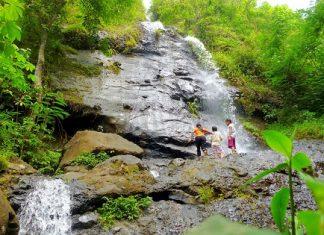 Pesona Curug Watu Jonggol Di Kawasan Wisata Kulonprogo