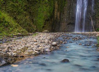 Wisata Alam Jogja, Suguhi Kecantikan Air Terjun Sidoharjo