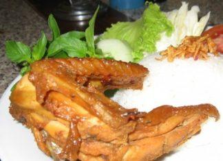 Rasakan Kuliner Asli Jogja Ayam Goreng Mbok Sabar
