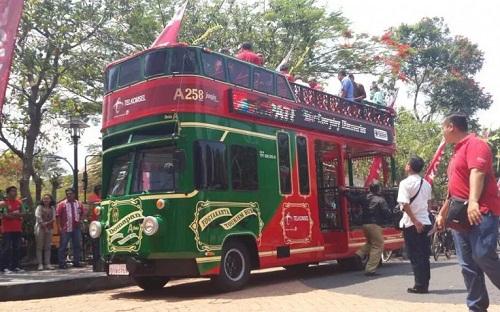 Domapan, Jadi Kado Spesial Di Hari Jadi Kota Yogyakarta