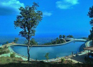 Menikmati Wisata Alam Jogja, Embung Batara Sriten, Gunung Kidul