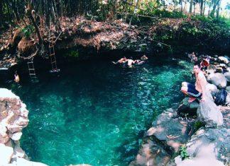Serunya Main Air Murah Meriah Di Blue Lagoon, Sleman