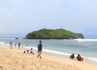 Inilah Pantai Sadranan Gunung Kidul, Buat Yang Suka Snorkeling