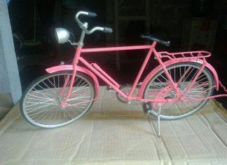 Anda Mencari Miniatur Sepeda atau Harga Miniatur Sepeda Gampang, Kami Menjual Miniatur Sepeda Ontel Murah Lengkap!