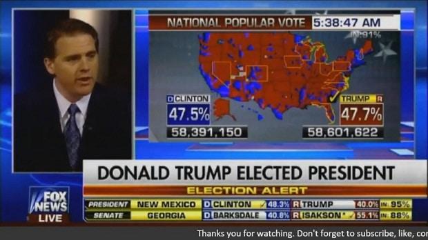 Donald Trump Elected President Minta Rakyat Amerika Kesampingkan Perbedaan