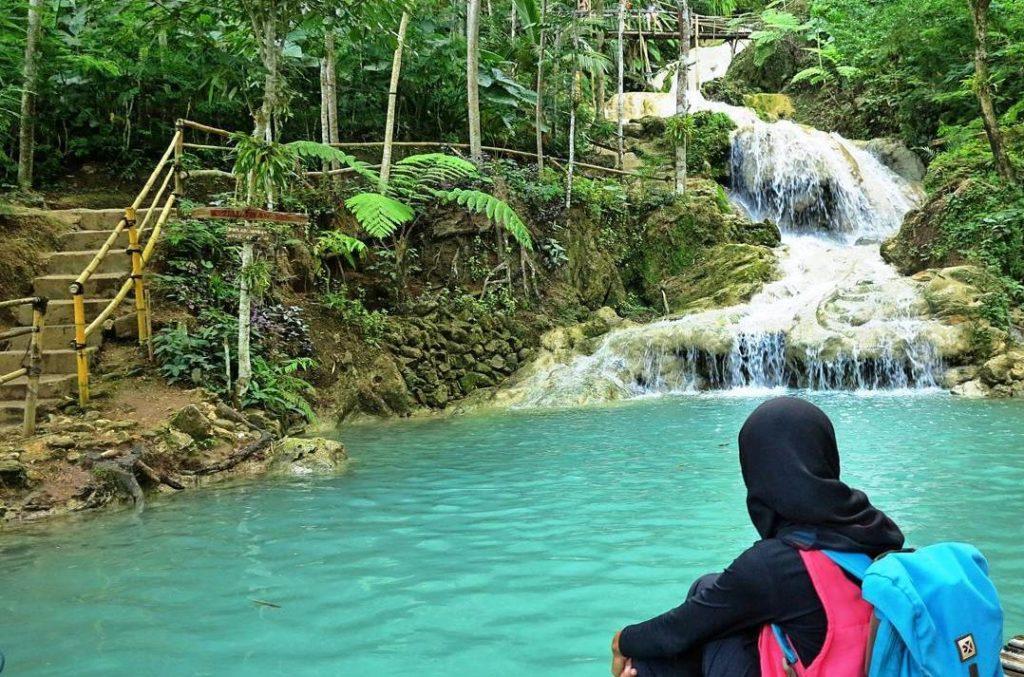 Taman Sungai Mudal, Berawal Dari Gotong Royong Hingga Menjadi Lokasi Wisata