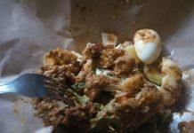 Lotek Legendaris Mbak Umi Karanggayam, Kuliner Jogja Mblusuk