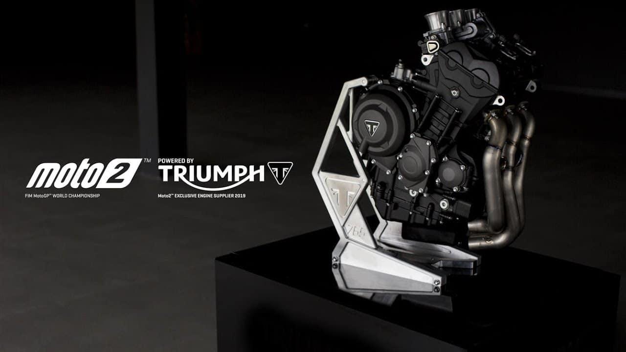 Sekilas MotoGP: Triumph Woro-woro Sebagai Pemasok Mesin Moto2™ 2019 #ItalianGP