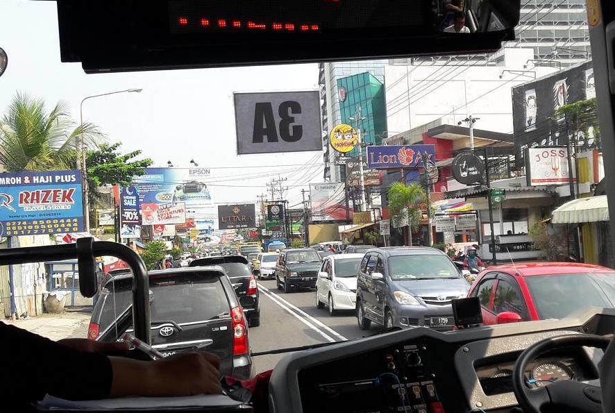 Pantau Lalu Lintas di Jogja via ATCS DIY, Ingin Menghindari Kemacetan? Lihat Ini