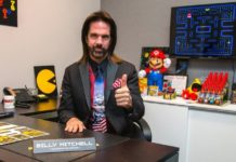 Billy Mitchell: Pemegang Score Tertinggi Arcade Game 'Pac-Man' di Dunia