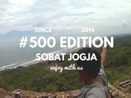 Edisi #500: Segalanya dimulai dari Null, Perjalanan Sobat Jogja Dari Awal