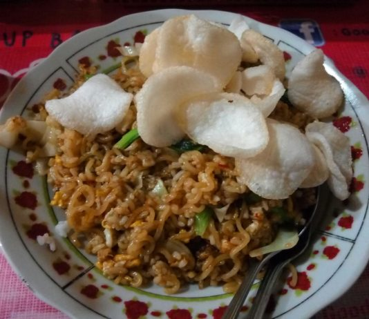 Magelangan spesial ala Bang J, Kuliner Malam Yang Istimewa