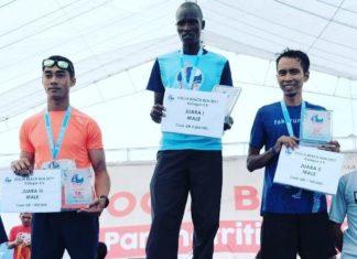 Jogja Beach Run 2017: Dominasi Pelari Africa Sulit di Bendung Pelari Lokal - Tustus Biwott Juarai 5K