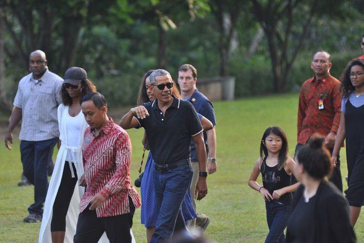Beropini - Dampak, Kunjungan Presiden Amerika ke-44 Barack Obama Terhadap Pariwisata Jogja