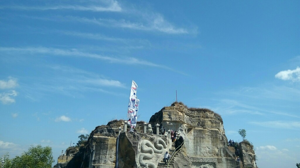 Tebing Breksi: Tempat Wisata Hits Terbaru di Jogja Yang Wajib Anda Kunjungi