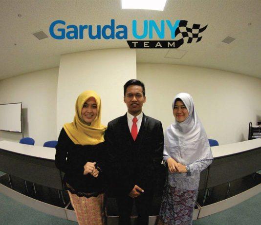 Hari Kedua Kompetisi Student Formula Japan 2017, UNY Mengenalkan Budaya Indonesia