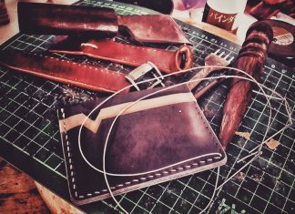 Jual Kerajinan Tangan Dari Kulit di Surabaya - bf_leather Best Friend's Custom Leather ArtWork