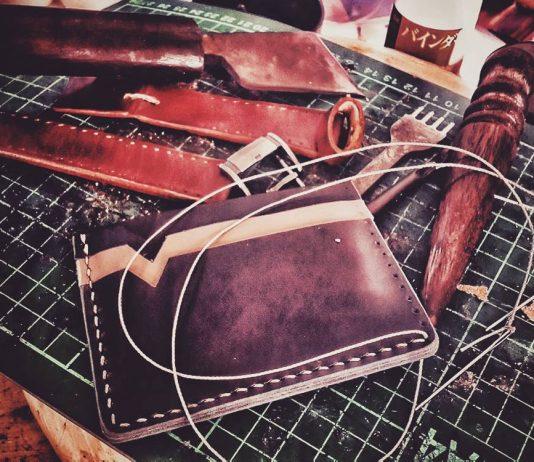 Jual Kerajinan Tangan Dari Kulit di Surabaya - bf_leather Best Friend's Custom Leather ArtWork