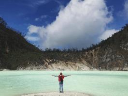 Kawah Putih Bandung Adalah Tempat Terindah di Jawa Barat Sampai