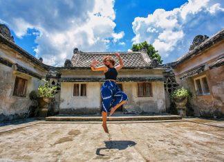 Megahnya Istana Air Taman Sari Yogyakarta Yang Luasnya 10 Hektare