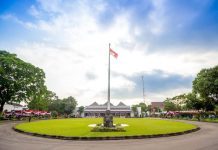 Gedung Agung Yogyakarta Saksi Sejarah Penentuan Masa Depan Bangsa
