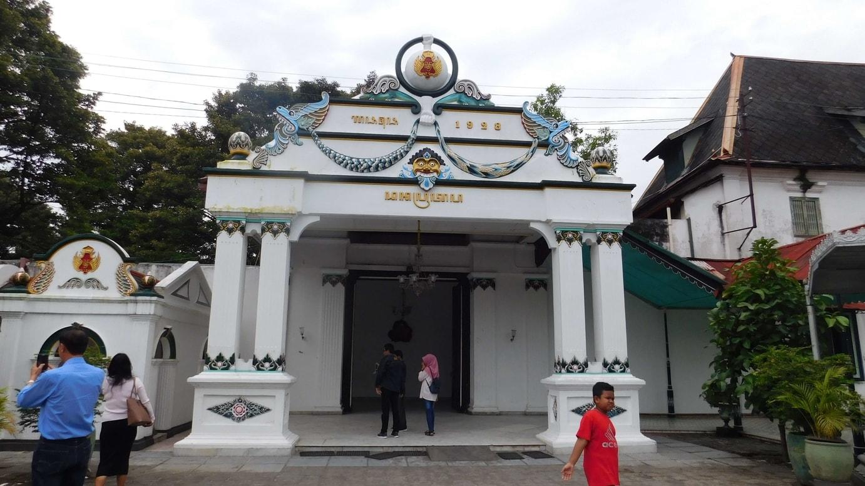 Kraton Yogyakarta Merupakan Peradaban Bangsa Yang Sangat Istimewa