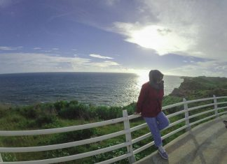 Pantai Parang Racuk Baron Gunung Kidul Yang Merupakan Techno Park