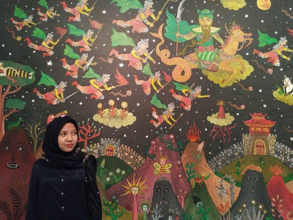 Taman Budaya Yogyakarta Sebagai Jembatan Penghubung Antara Seniman