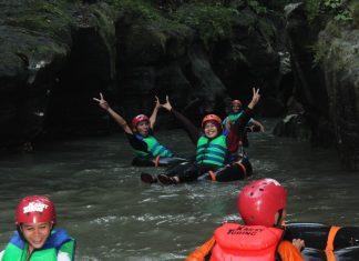 Karst Tubing Sedayu Bantul, Nambah Lagi Olahraga Ekstrem Yang Asyikk