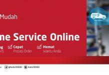 Melakukan Perawatan Mobil Di Toyota Home Service Yang Resmi