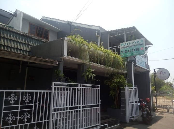 Athaya Hotel Jogja: Penginapan Dekat UGM Harian/Bulanan