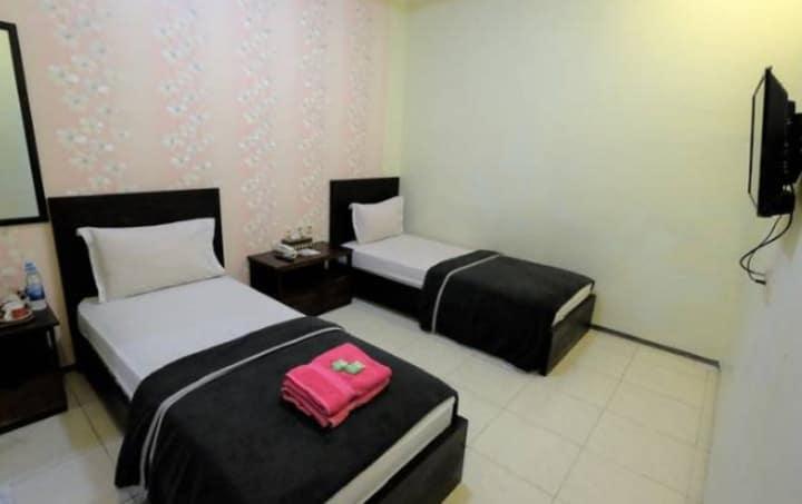 Hotel Paramitha Demangan: Nyaman, Luas, dan Terjangkau