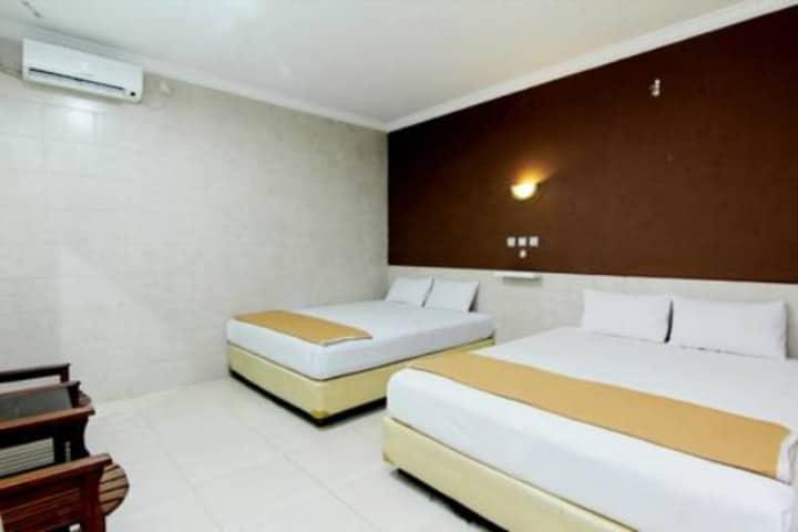 Hotel Safara Umbulharjo: Hotel Strategis Dekat Alun – Alun Kidul