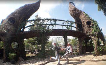 Selfie Park Umbulharjo: Tempat Wisata Baru Unik di Jogja