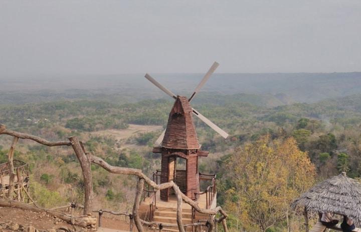 Seribu Batu Songgo Langit: Tempat Recomended Untuk Wisata Keluarga